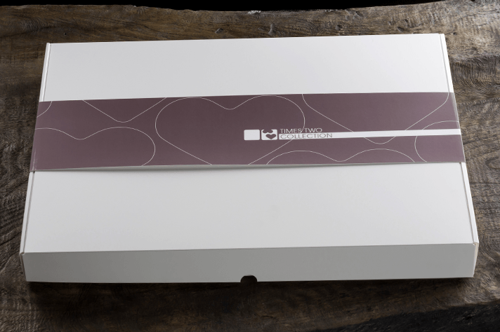 packaging professional wedding albums light box