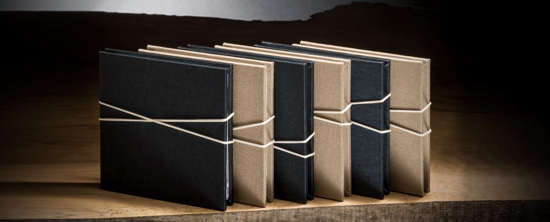 Mini Book. Album a fisarmonica per portrait e wedding.