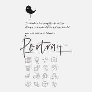 logo portrait 2021